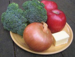 Плодова супа от броколи