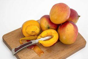 Пюре от манго