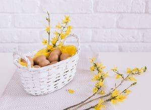 20 храни за бебето - яйца
