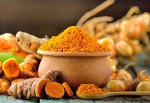 8 най-добри храни за стимулиране на имунната система - куркума