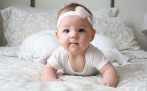 Колко трябва да яде бебе на 4 - 6 месеца