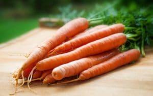 Домашно приготвени зеленчукови пюрета за бебе - моркови