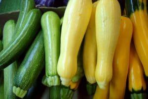 Домашно приготвени зеленчукови пюрета за бебе - Лятна тивка